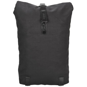 Brooks Pickwick Canvas - Mochila bicicleta - Small 12l negro
